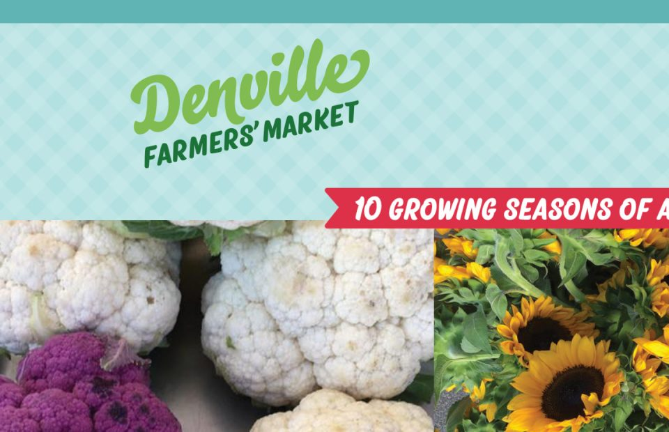 Vicki Harrison Design - Denville Farmers Market